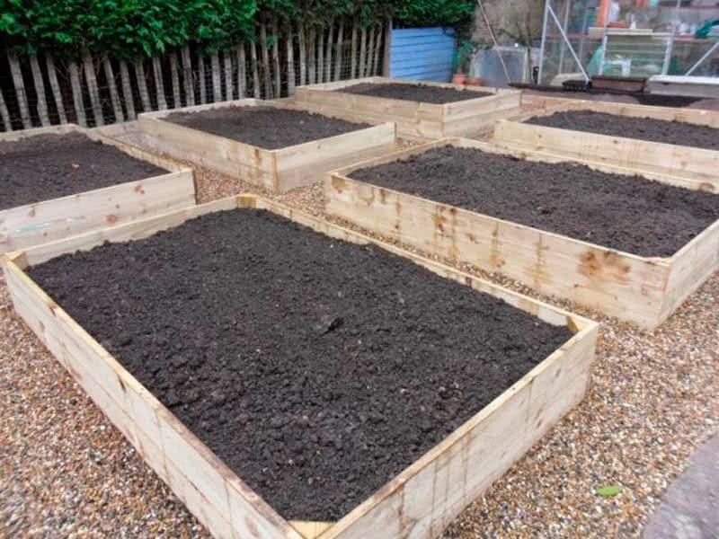 Подготовка почвы к зимним посевам